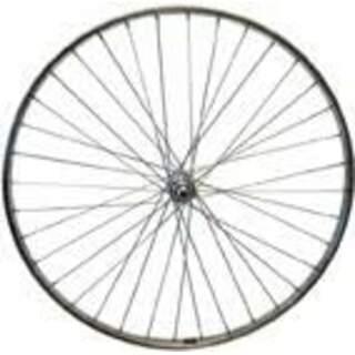 28 tum Framhjul (635) Rostfri